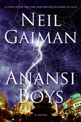 Anansi Boys book cover