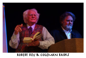 Robert Bly & Coleman Barks